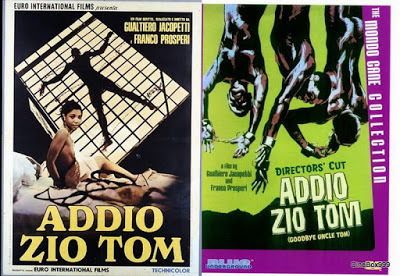 Addio zio Tom / Goodbye Uncle Tom. 1971. DVD.