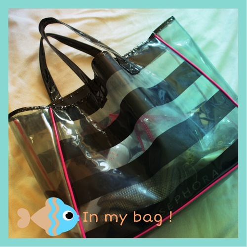 In my bag !...Summer 2014 Edition