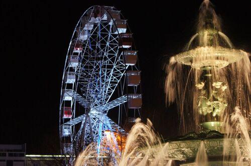 Grande roue Angers 2012