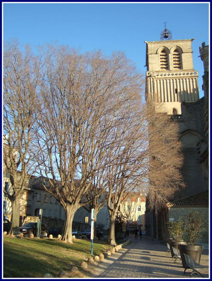 Quartier Saint Nazaire...
