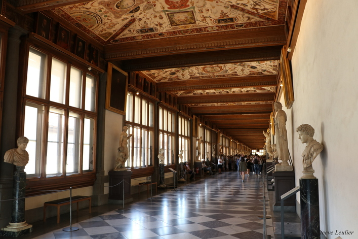 Le premier corridor