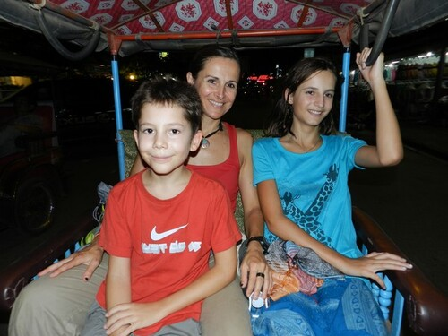 CAMBODGE Siem Reap, la ville
