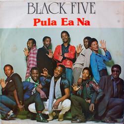 Black Five - Pula Ea Na - Complete LP