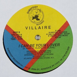 Villaire - I Can Be Your Lover