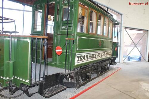 musée du transports en commun à liège