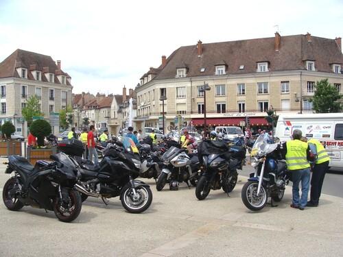 Motos ou vélos ?