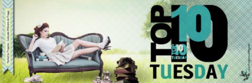 Top Ten Tuesday #34