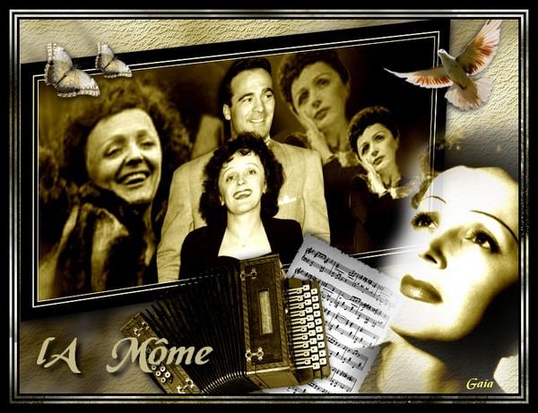 Hommage à Édith Piaf
