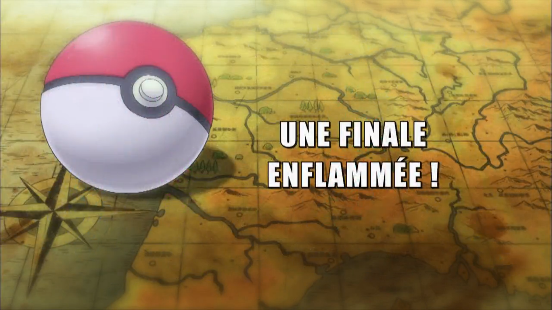 pokemon episode une rencontre enflammée