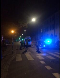 Fusillade à Christiania