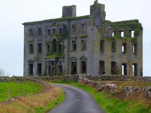 Tyrone house, Galway