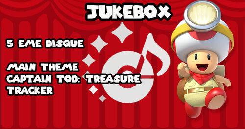 【Jukebox】Main theme - Captain Toad: Treasure Tracker