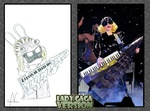 Les dessins Gaga Crétins