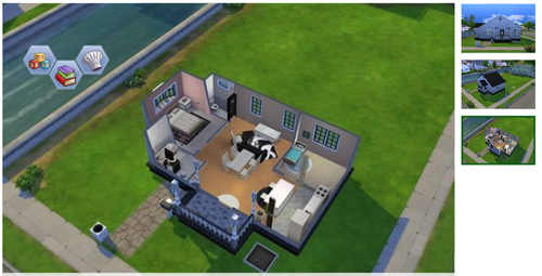 Sims 4 Challenge: 100% sims 4