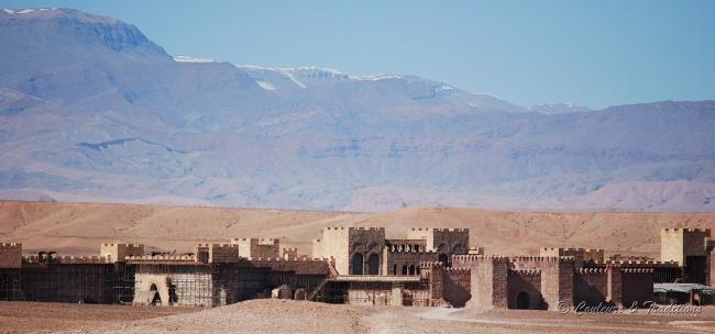 De Aît Benhaddou à Ouarzazate