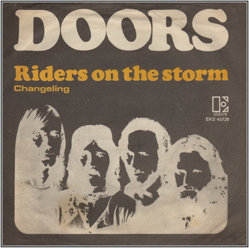Doors - Riders on the Storm (1971)