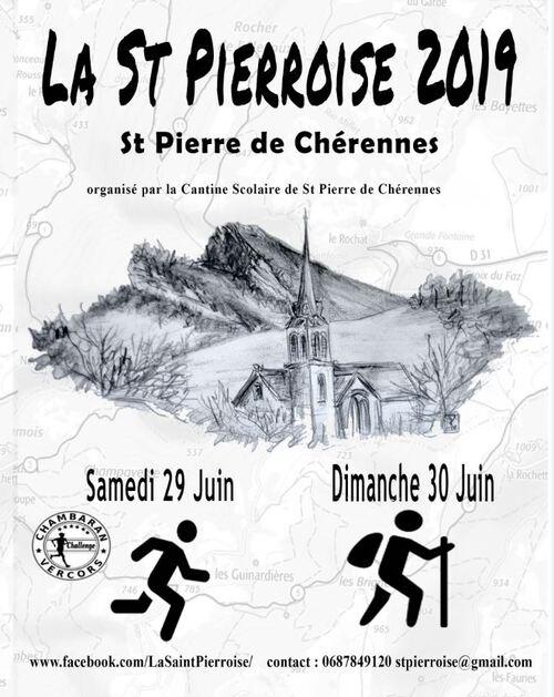 ST PIERRE DE CHERENNEZS -38-
