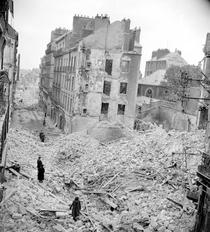 rédaction : vie quotidienne d'une famille parisienne en 1943