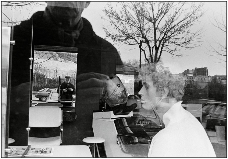 Willy Ronis : Autoportraits