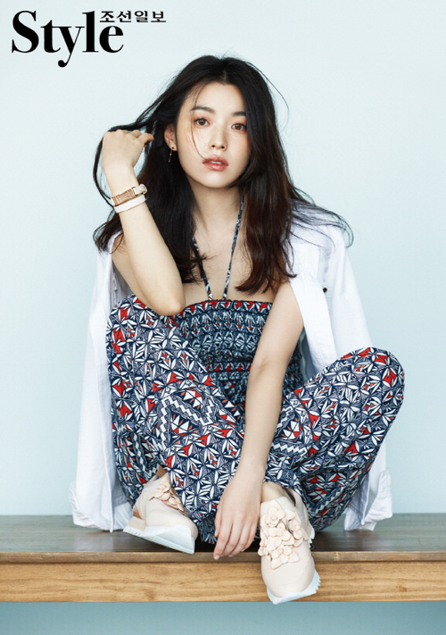 Han Hyo Joo pour Style