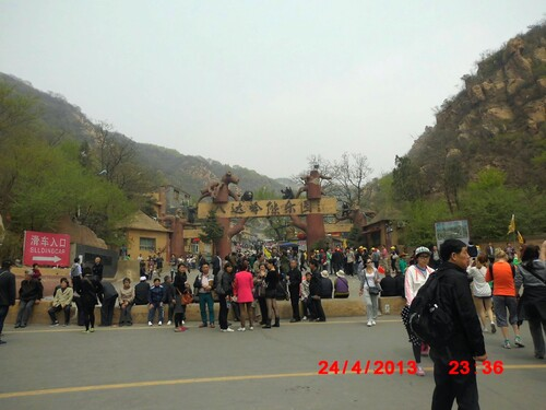 BADALING LA MURAILLE DE CHINE