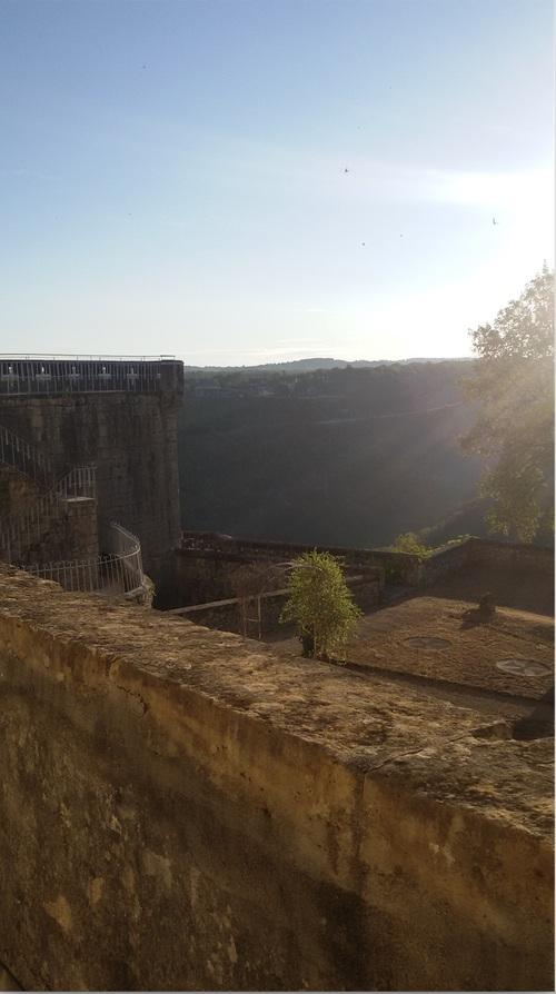 Photos de  Rocamadour en septembre