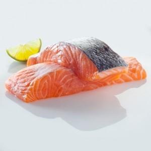 pavé de saumon écossais