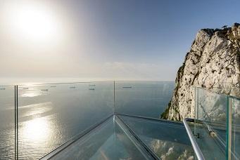 Une autre vision de Gibraltar ...