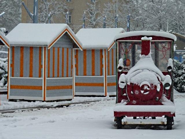 Marchés de Noël 2010 sous la neige 1 mp1357 - 21