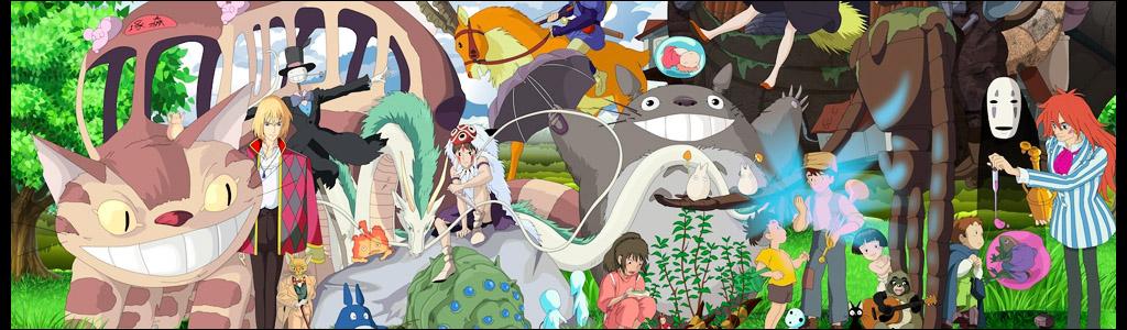 #1 Concours : Studio Ghibli