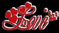 Tubes St-Valentin png