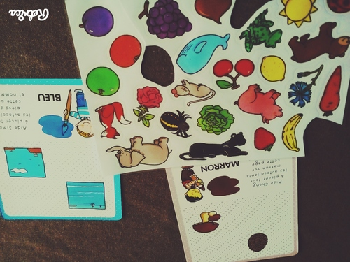 Jeux sur les couleurs