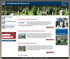 Cimetières de France