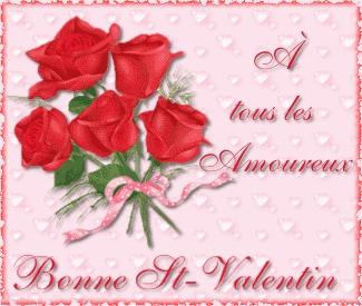 Bonne st- Valentin