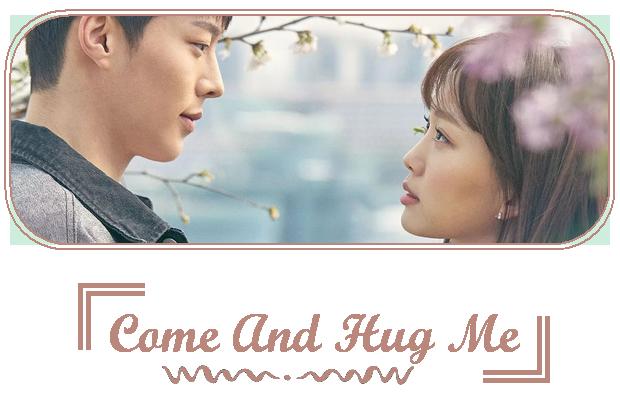 ✎ Come And Hug Me
