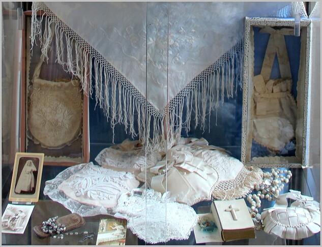 Musée des coiffes d'Anjou (3è partie)