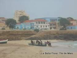 l'île de Maio ( suite )