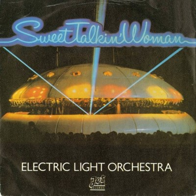 Electric Light Orchestra - Sweet Talkin' Woman - 1978