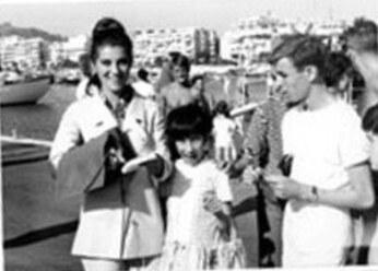 Vacances d'été 1966 : La course au soleil...