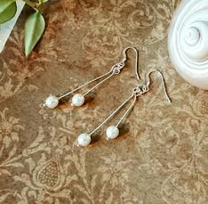- Perles de Coquillage, Perles de culture - nacre - Verre nacré renaissance