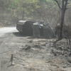 Togo Routes dangereuse