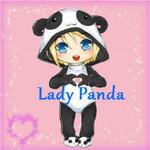 Pour le concours de lily nya/ Lady panda