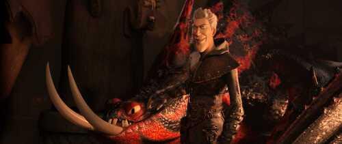 Ma critique de Dragons 3 - le monde caché