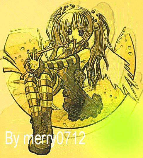 moon jaune cire