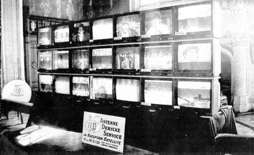 La réception de la télé par le câble promise en 1989
