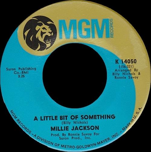 "Millie Jackson : Album "" Millie Jackson "" Spring Records SPR 5703 [ US ]"