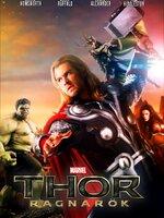 Thor : Ragnarok : Privé de son puissant marteau, Thor est retenu prisonnier sur une lointaine planète aux confins de l'univers. Pour sauver Asgard, il va devoir lutter contre le temps afin d'empêcher l'impitoyable Hela d'accomplir le Ragnarök – la destruction de son monde et la fin de la civilisation asgardienne. Mais pour y parvenir, il va d'abord devoir mener un combat titanesque de gladiateurs contre celui qui était autrefois son allié au sein des Avengers : l'incroyable Hulk…. ----- ...  Origine : Américain  Réalisation : Taika Waititi  Durée : 2h 11min  Acteur(s) : Chris Hemsworth,Tom Hiddleston,Cate Blanchett  Genre : Action,Fantastique,Aventure,Science fiction  Date de sortie : 25 octobre 2017  Critiques Spectateurs : 3,9