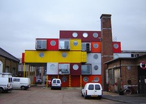 Londres - Container City