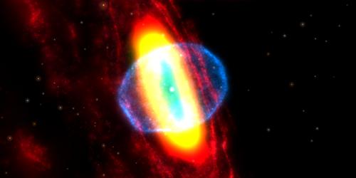 3D Nebula project