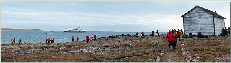 Fort Ross - Somerset Island - Nunavut - Canada